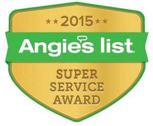 2015 Super Service Award